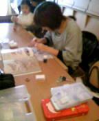 アートクレイシルバー教室