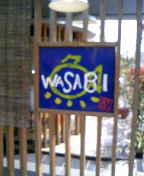 """〜°。酒すし""""WASABI""""*〜"""