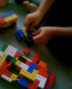 """""""『LEGO』赤いバケツ"""""""