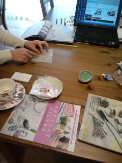 """""""ならリビング『手作り教室』〜シルバーアクセサリー体験会①"""""""