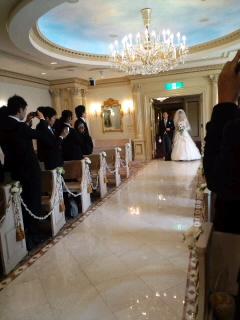 """""""輝かしい結婚式*。゜。"""""""